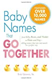 Baby Names That Go Together, Eric Groves, 1605501387