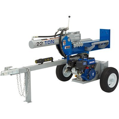 Powerhorse Horizontal Vertical Log Splitter – 22 Tons, 212cc Engine