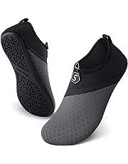 SEEKWAY Water Shoes Womens Mens Adult Quick-Dry Aqua Socks Barefoot Non Slip for Beach Swim River Pool Lake surf