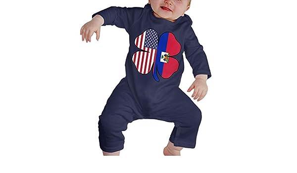Mri-le1 Baby Boy Long Sleeve Jumpsuit Jiu Jitsu Baby Rompers