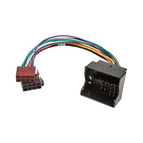 Inex Renault Fluence Quadlock Radio Wiring ISO Harness Headunit Connector Loom: