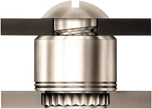 Types KFE KFE-632-24ET Pem Broaching Standoffs Unified KFSE