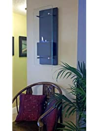 Nu Flame Cannello Wall Mounted Ethanol Fireplace