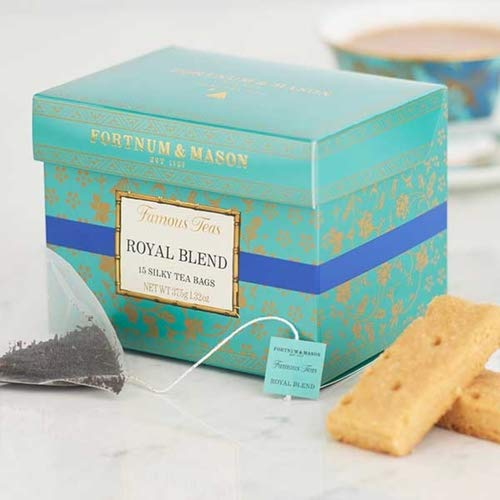 FORTNUM & MASON, Royal Blend, 15 Silky Teabags (NEW!) ()