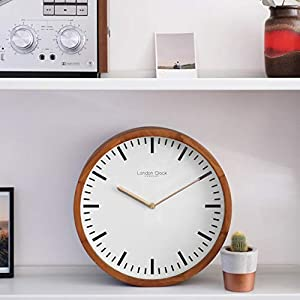 London Clock Moderno Pared Relojes 01235 2