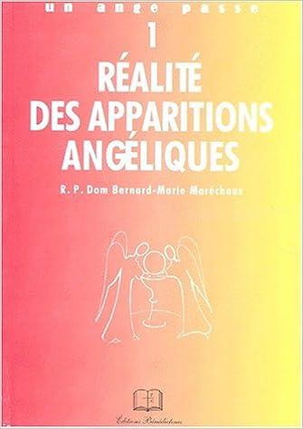 Lire un REALITE DES APPARITIONS ANGELIQUES. Tome 1 epub pdf
