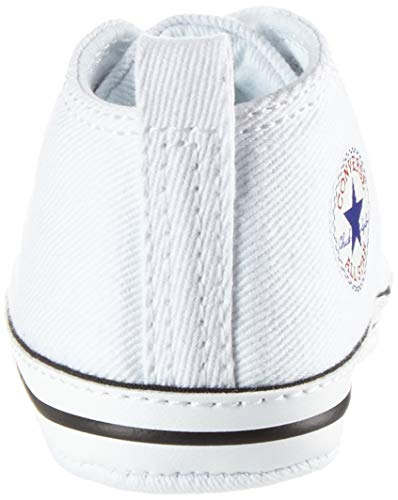 Blanc Bébé Cvs Mixte Mode Baskets Converse First Star x0OqwYPp