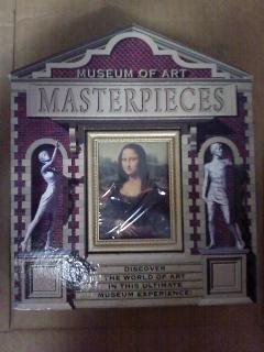 Read Online Museum Of Art: Masterpieces ebook
