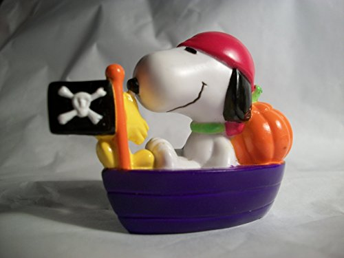 Snoopy and Woodstock Halloween Pirate PVC Figure for $<!--$24.99-->