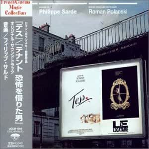 2 films of Roman Polanski ~ Tess (1979) & The Tenant (1976) / Philippe Sarde