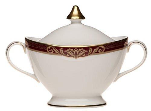 Royal Doulton Tennyson 12-Ounce Covered Sugar Bowl