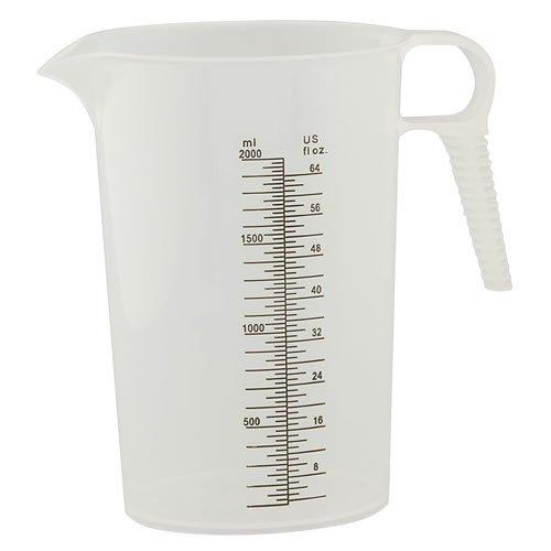 Verified Exchange 64 oz. Accu-Pour PP Measuring Pitcher (1 Pitcher)