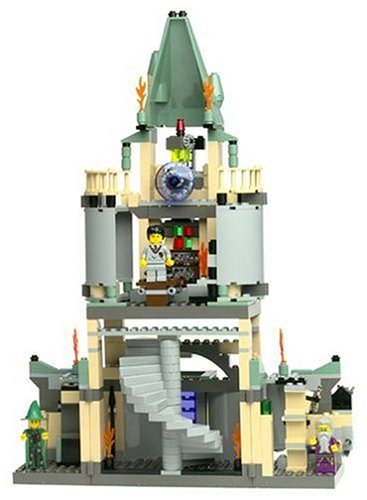 umbledore's Office (Lego Castle Instructions)