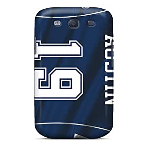 Awesome Design Dallas Cowboys Hard Case Cover For Galaxy S3