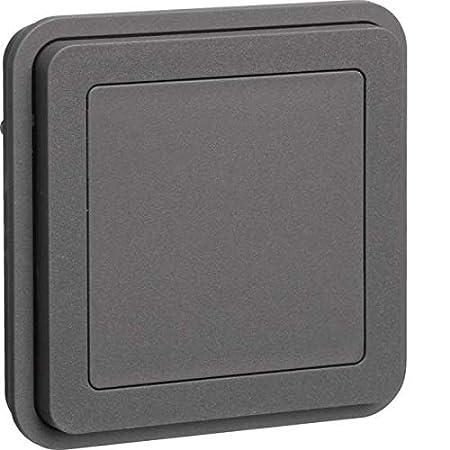 Berker Blindverschluss-Einsatz 42903505 gr matt W.1 Einsatz/Abdeckung fü r Kommunikationstechnik 4011334423089