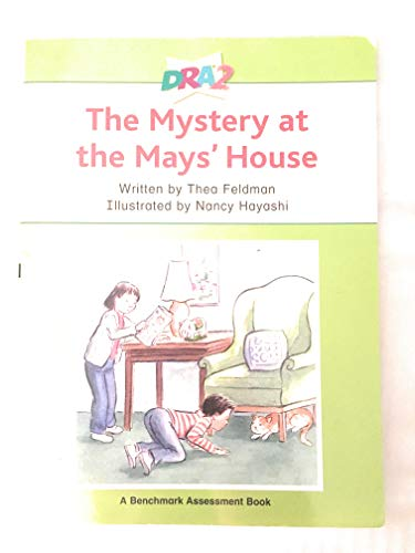 The Mystery at the May's House: Benchmark Assessment Book, 2nd Edition (Developmental Reading Assessment, Level 34)
