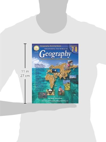 Amazon.com: Discovering the World of Geography, Grades 7 - 8 ...