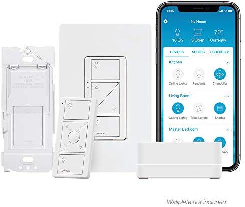 Lutron Wireless Lighting P BDG PKG1W Assistant product image