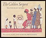 The Golden Serpent, Walter Dean Myers, 0670344451