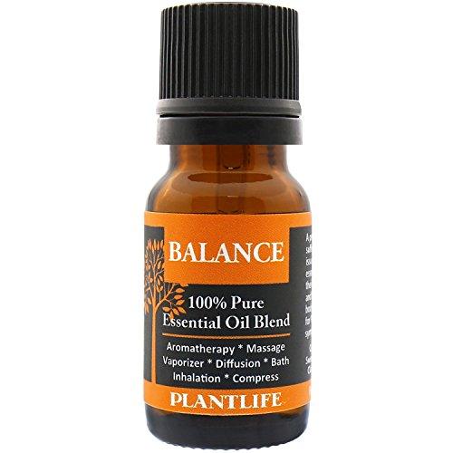 Plantlife 100% Pure Balance Essential Oil- 10ml