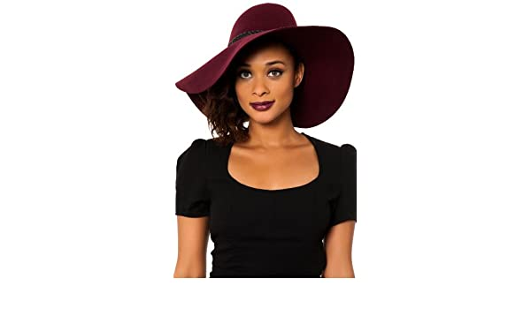 d4254a83 ... release date usa brixton womens gia hat small red at amazon womens  clothing store sun hats