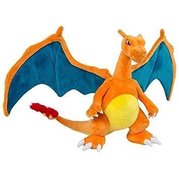 XL Pokemon Peluche de felpa/ Animal de peluche/pokemonfigur glurak/CHARIZARD/Dracaufeu
