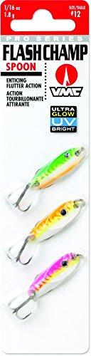 (VMC FCS116GUV3 Flash Champ Spoon Fishing Jig)
