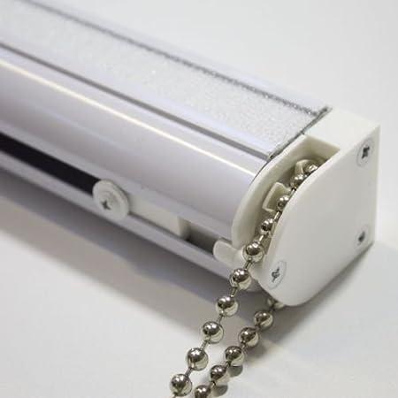 Deluxe Roman Blind Headrail Kit Aluminium Headrail 75cm Amazon