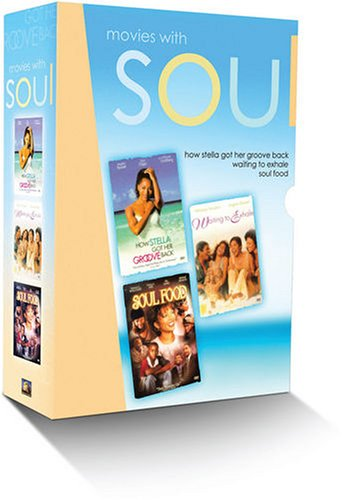 - Movies With Soul Collection (How Stella Got Her Groove Back / Waiting to Exhale / Soul Food)