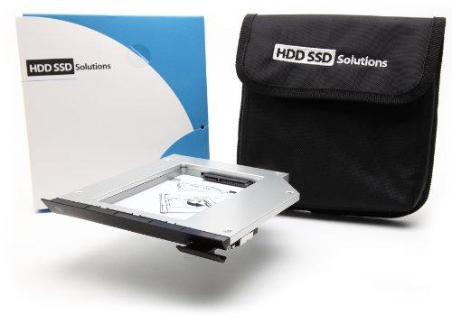 2nd-Hard-Drive-Caddy-for-DELL-Modular-Bay-E6520-E6530-E6420-E6430-E6320-E6330-original-Newmodeus-caddy