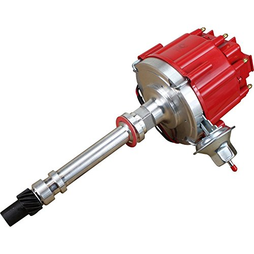Brand New Pro Billet Dragonfire HEI SBC BBC 283 305 350 396 400 427 454 CHEVY V8 Ignition Distributor Complete Chevrolet GM Small Block Big Block 65k DC8-DF
