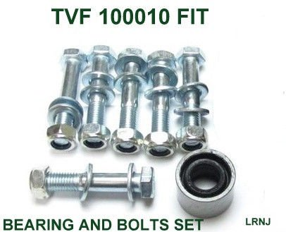 LAND ROVER DISCOVERY 2 1999-2004 BEARING AND BOLTS SET NEW OEM PART# TVF100010
