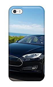 Premium Tesla Model S 38 Heavy-duty Protection Case For Iphone 5/5s