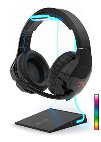 soporte stand para auriculares gamer RGB Vertex Asterion