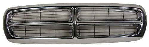 2004 Dodge Dakota Grille - OE Replacement Dodge Dakota/Durango Grille Assembly (Partslink Number CH1200199)
