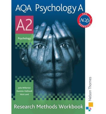AQA Psychology A A2 Research Methods Workbook (Paperback) - Common PDF