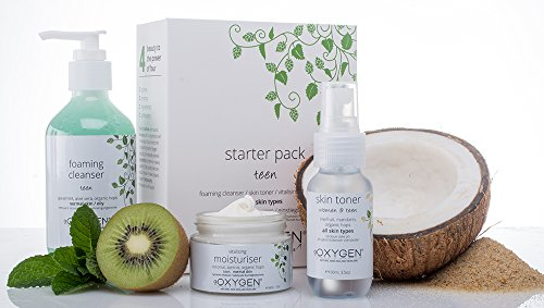Oxygen Skincare Young Skin Starter Set