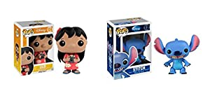 Lilo and Stitch Funko Pop Figure Set