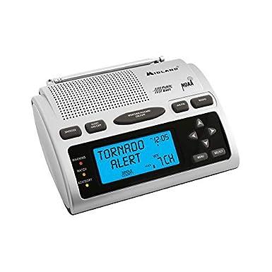 Midland WR300A Weather Radio Midland Radio Corporation MP3 & Media Players