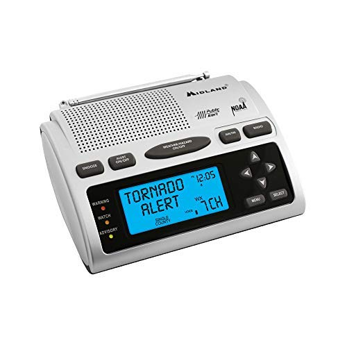MIDLAND WR300 Weather Radio (Living 2010 Calendar)