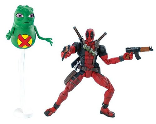 Toy Biz Marvel Legends Series 6 - Deadpool Action Figure
