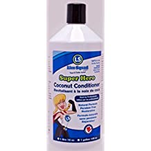 Lice Squad.com Super Hero Coconut Conditioner