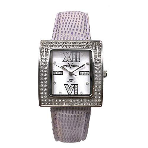 Reloj Mujer Paul Versan PV4037-LI (25 mm)