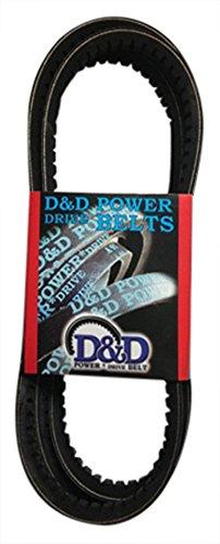 D/&D PowerDrive BX37 V Belt BX Rubber 5//8 x 40 OC