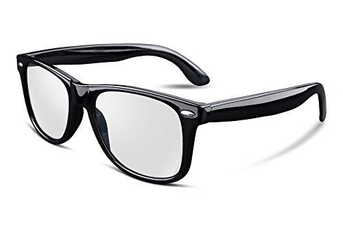 (FEISEDY Great Classic Polarized Sunglasses Men Women HD Lens B1858 (Photochromic Lenses, 54))
