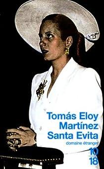 Santa Evita par Martinez