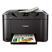 CANON MAXIFY MB5020 Wireless Office All-In-One Inkjet Printer with Scanner, Copier, Fax and High Speed Auto Document Feeder