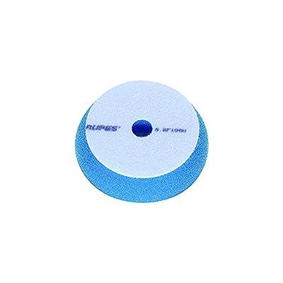 Rupes 100 mm (4 inch) Blue Coarse Foam Pad: Automotive