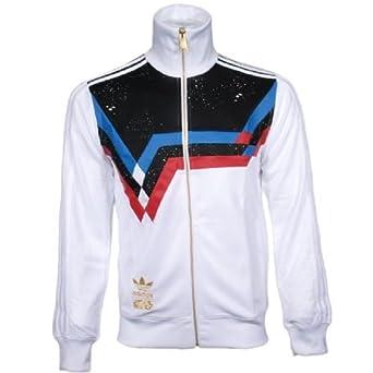 001cb167d81d ADIDAS ORIGINALS Retro Star Wars Football Track Top Jacket MEDIUM   Amazon.co.uk  Clothing
