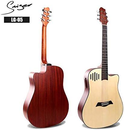 BZAHW 41 Pulgadas de Boca de la Guitarra Guitarra Guitarra ...